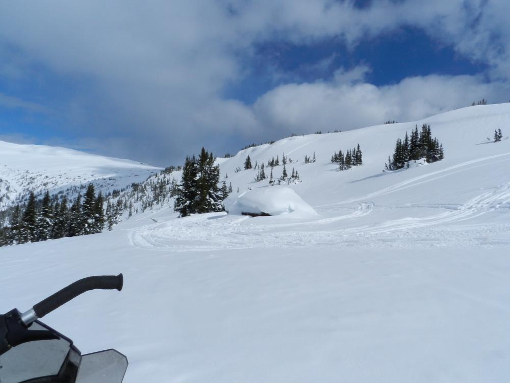 Best Snowmobliing in BC