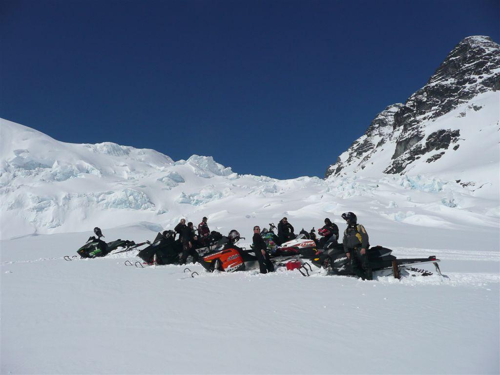 Bernie Glacier