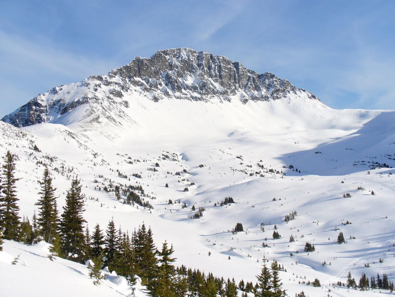 French Peak Suskwa Range