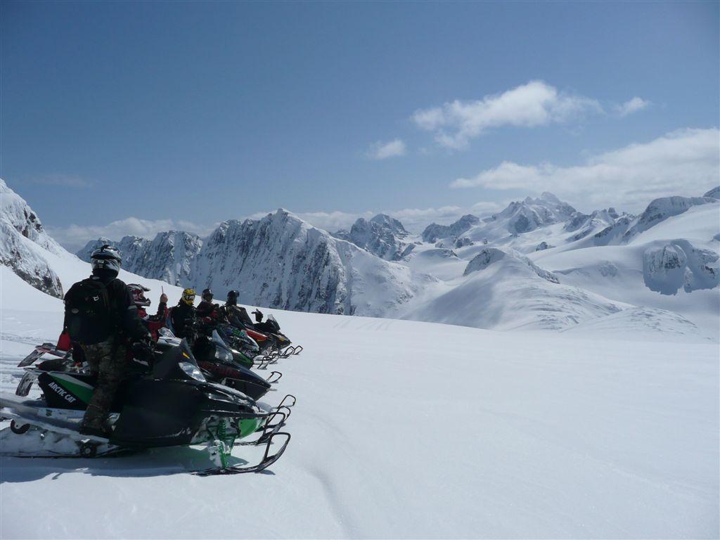 Howson Glaciers