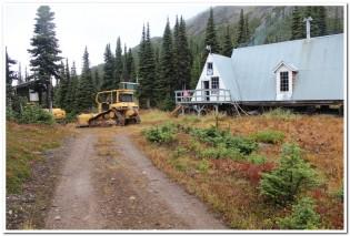 Babine Mountain Trail Upgrade